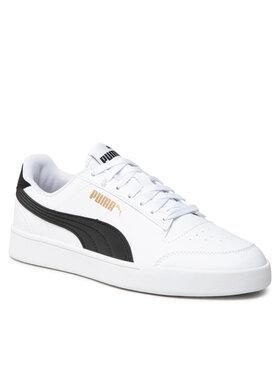 Puma Puma Αθλητικά Shuffle Jr 375688 02 Λευκό