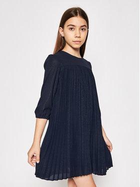 Mayoral Mayoral Φόρεμα κομψό 7962 Σκούρο μπλε Regular Fit