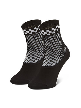 Vans Vans Чорапи дълги дамски Meshed Up VN0A5DPSBLK1 r. 36.5-41 Черен