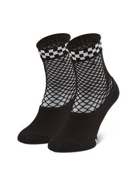 Vans Vans Vysoké dámske ponožky Meshed Up VN0A5DPSBLK1 r. 36.5-41 Čierna