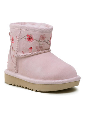 Ugg Ugg Buty T Classic Mini Blossom 1119832T Różowy