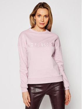 Guess Guess Džemperis Alene O1GA01 K68I1 Rožinė Regular Fit