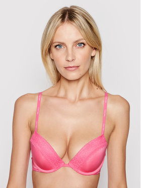 Calvin Klein Underwear Calvin Klein Underwear Biustonosz push-up 000QF5145E Różowy