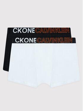 Calvin Klein Underwear Calvin Klein Underwear Komplektas: 2 poros trumpikių B70B700343 Juoda