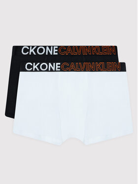 Calvin Klein Underwear Calvin Klein Underwear Komplet 2 par bokserek B70B700343 Czarny
