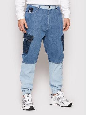 Karl Kani Karl Kani Jeans Block 6000853 Blau Relaxed Fit