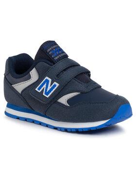 New Balance New Balance Laisvalaikio batai YV393CNV Tamsiai mėlyna