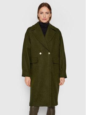 Liu Jo Liu Jo Prechodný kabát WF1474 T4612 Zelená Regular Fit