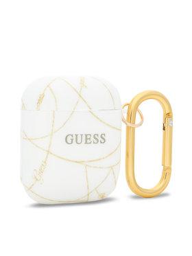Guess Guess Kutija za slušalice GUACA2TPUCHWH Bijela
