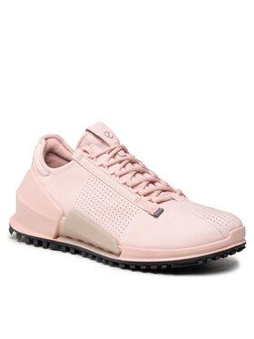 ECCO ECCO Sneakersy Biom 2.0 W 80061302216 Różowy