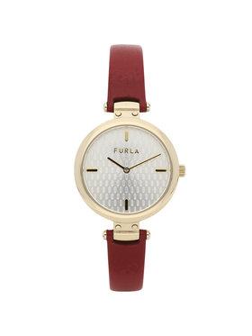 Furla Furla Часовник New Pin WW00018-VIT000-CGQ00-1-007-20-C-W Бордо