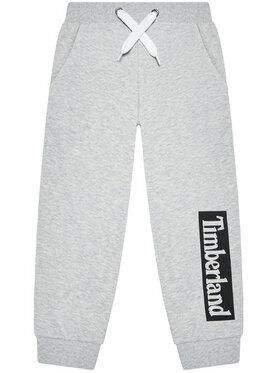 Timberland Timberland Pantaloni da tuta T24B51 D Grigio Regular Fit