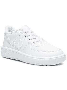 NIKE NIKE Обувки Force 1 '18 (Td) 905220 100 Бял