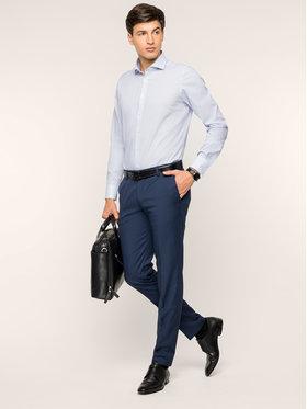 Digel Digel Košeľa 1297003 Modrá Slim Fit