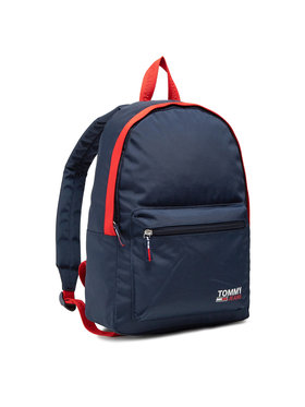 Tommy Jeans Tommy Jeans Ruksak Tjw Campus Med Dome Bacpack AW0AW09712 Tmavomodrá
