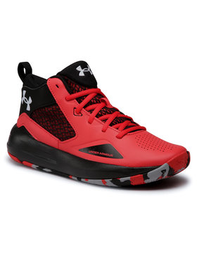 Under Armour Under Armour Chaussures Ua Lockdown 5 3023949-601 Rouge