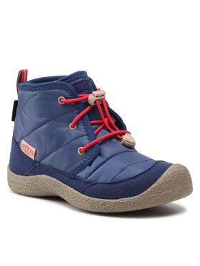 Keen Keen Зимни обувки Howser II Chukka Wp 1025515 Син