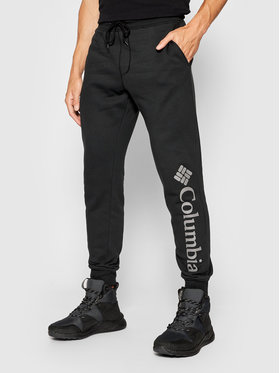 Columbia Columbia Teplákové nohavice Csc Logo™ 1911601 Čierna Regular Fit