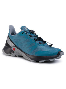 Salomon Salomon Chaussures Supercross W 409306 26 V0 Bleu