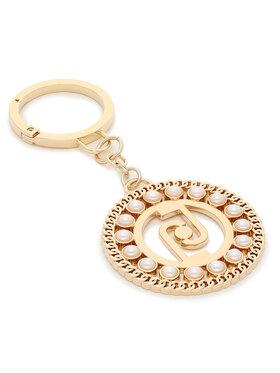 Liu Jo Liu Jo Μπρελόκ Key Ring Pearl L AF1127 A0001 Χρυσό