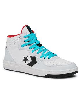 Converse Converse Sneakersy Rival Mid 164892C Bílá