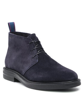 Gant Gant Šnurovacia obuv Kyree 23643194 Tmavomodrá