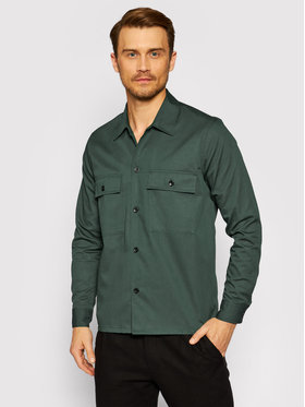 Only & Sons ONLY & SONS Chemise Noar 22020800 Vert Oversize