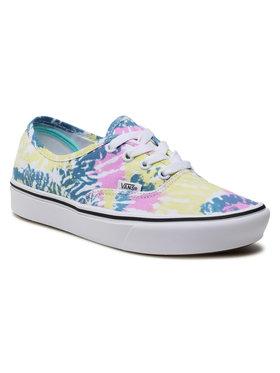 Vans Vans Πάνινα παπούτσια Comfycuch Authent VN0A3WM749L1 Κίτρινο