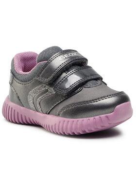 Geox Geox Sneakersy B Waviness G. A B941XA 0AJ15 C9002 M Sivá