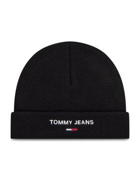Tommy Jeans Tommy Jeans Căciulă Sport Beanie AM0AM07678 Negru