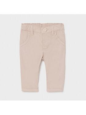 Mayoral Mayoral Текстилни панталони 595 Сив Regular Fit