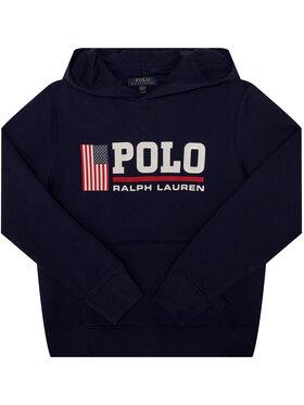 Polo Ralph Lauren Polo Ralph Lauren Džemperis Summer II 323800662 Tamsiai mėlyna Regular Fit