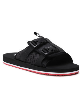 The North Face The North Face Papucs Men's Eqbc Slide NF0A46B3TJ2 Fekete