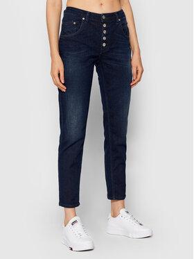 Please Please Jeans P1YMYR7PUU Dunkelblau Slim Fit