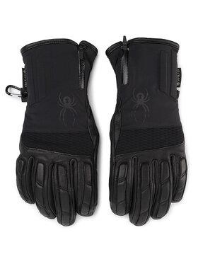 Spyder Spyder Lyžařské rukavice Pinnacle Gtx Ski Glove GORE-TEX 197000 Černá