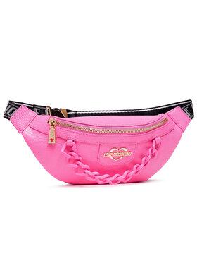 LOVE MOSCHINO LOVE MOSCHINO Чанта за кръст JC4269PP0CKL0600 Розов