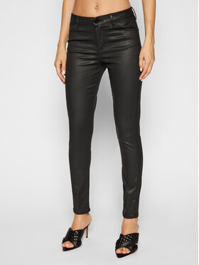 Guess Guess Jeans Lush W1YA95 D3OZ2 Nero Skinny Fit