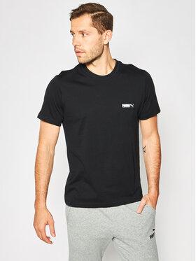 Puma Puma T-shirt Fusion 581327 Noir Regular Fit