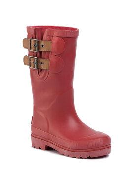 Pepe Jeans Pepe Jeans Bottes de pluie Wet Buckless PGS50113 Rouge