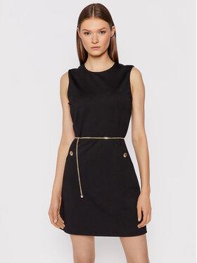 Liu Jo Liu Jo Коктейлна рокля CF1246 J1857 Черен Regular Fit