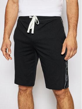 Polo Ralph Lauren Polo Ralph Lauren Szorty sportowe 714830277001 Czarny Regular Fit