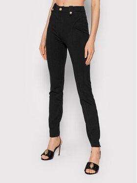Versace Jeans Couture Versace Jeans Couture Spodnie materiałowe 71HAA109 Czarny Slim Fit