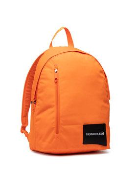 Calvin Klein Jeans Calvin Klein Jeans Rucksack Round Bp 43W/Front Zip K50K506355 Orange