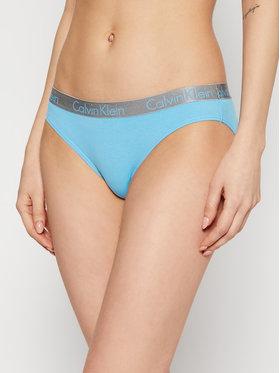 Calvin Klein Underwear Calvin Klein Underwear Klasické nohavičky 000QD3540E Modrá