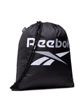 Reebok Reebok Раница Te Gymsack GP0090 Черен