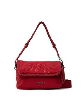 Desigual Desigual Дамска чанта 21WAXA33 Червен