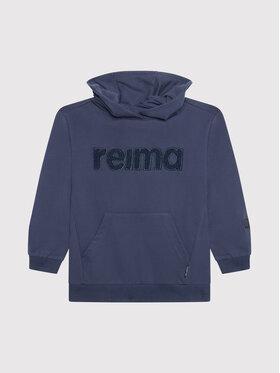 Reima Reima Bluza Puhto 536679 Granatowy Relaxed Fit