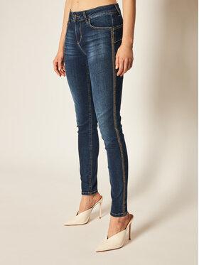 Liu Jo Liu Jo Slim Fit Jeans UF0002 D4509 Dunkelblau Slim Fit