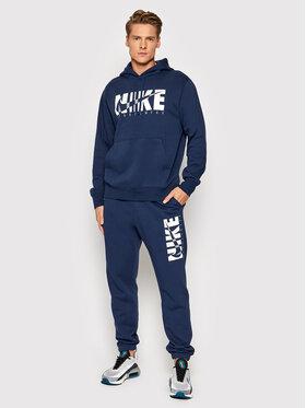Nike Nike Trenerka DD5242 Tamnoplava Regular Fit