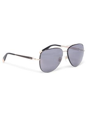 Furla Furla Okulary przeciwsłoneczne Sunglasses SFU404 404FFS8-Q67000-O6000-1-009-20-CN-D Czarny